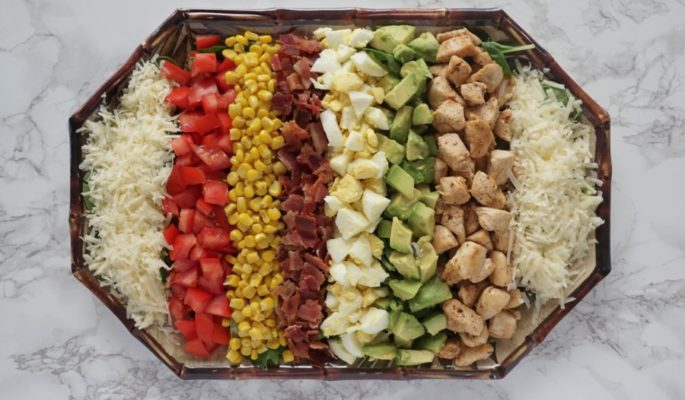 Family Style Cobb Salad