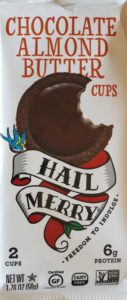 Hail Merry Chocolate Almond Butter Cups