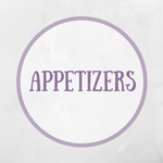 APPETIZERS index