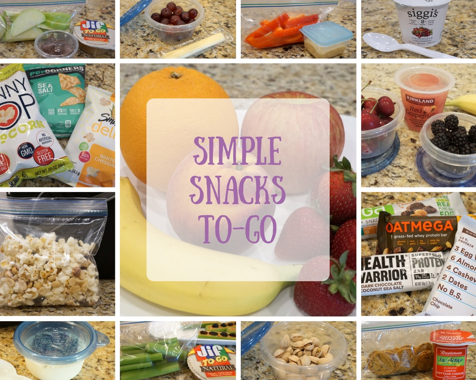 Simple Snacks TO-GO