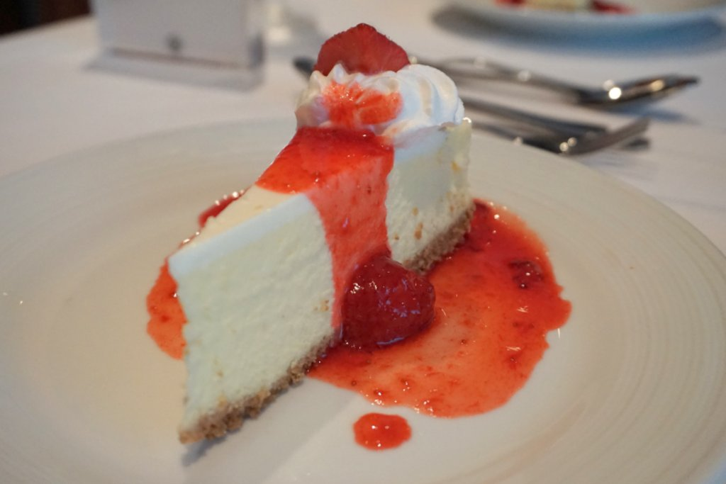 Oasis of the Seas Dining Dessert 4
