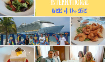 Oasis of the Seas Dining: 7 Nights of Delectable Dinners