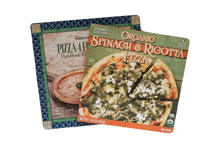 Trader Joe's Frozen Pizzas