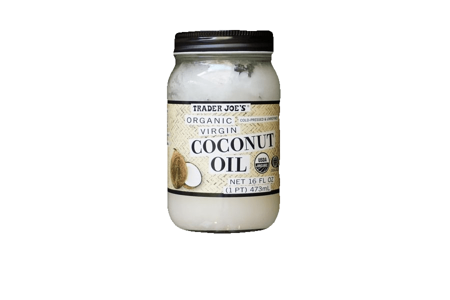 Trader Joe's Organic Virgin Cold Pressed and Refined Coconut Oil