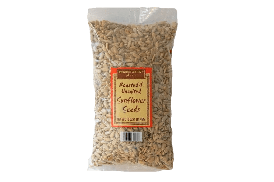 Roasted and Unsalted Sunflower Seeds