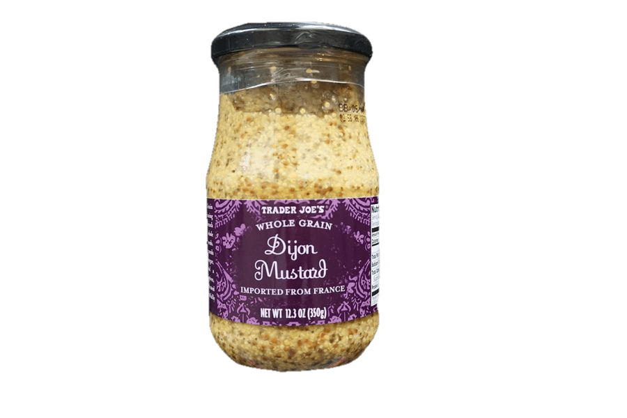 Trader Joe's Whole Grain Dijon Mustard