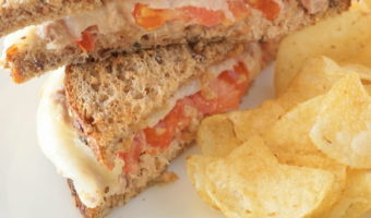 Easy Dinner Favorite: Tuna Melts