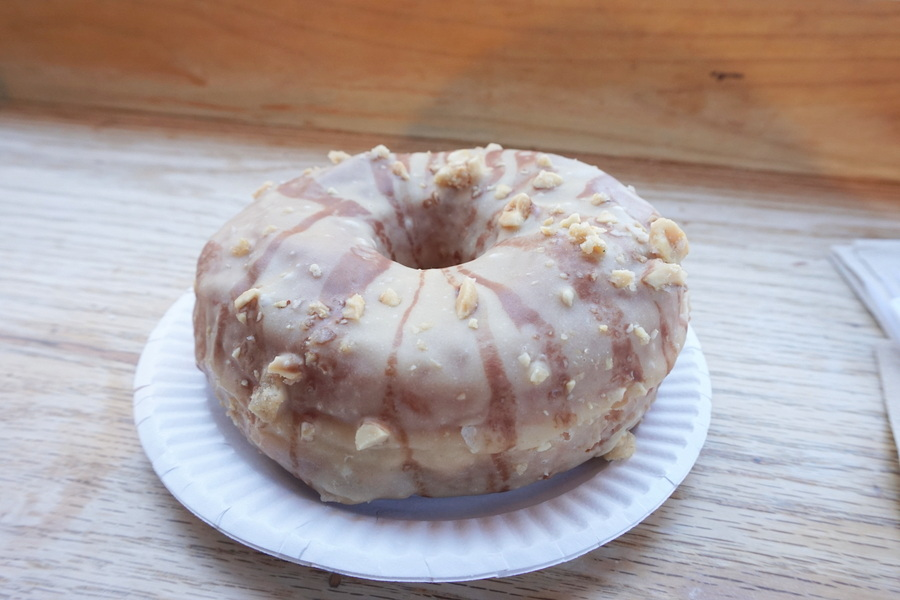 NYC Food City Kitchen Doughnut