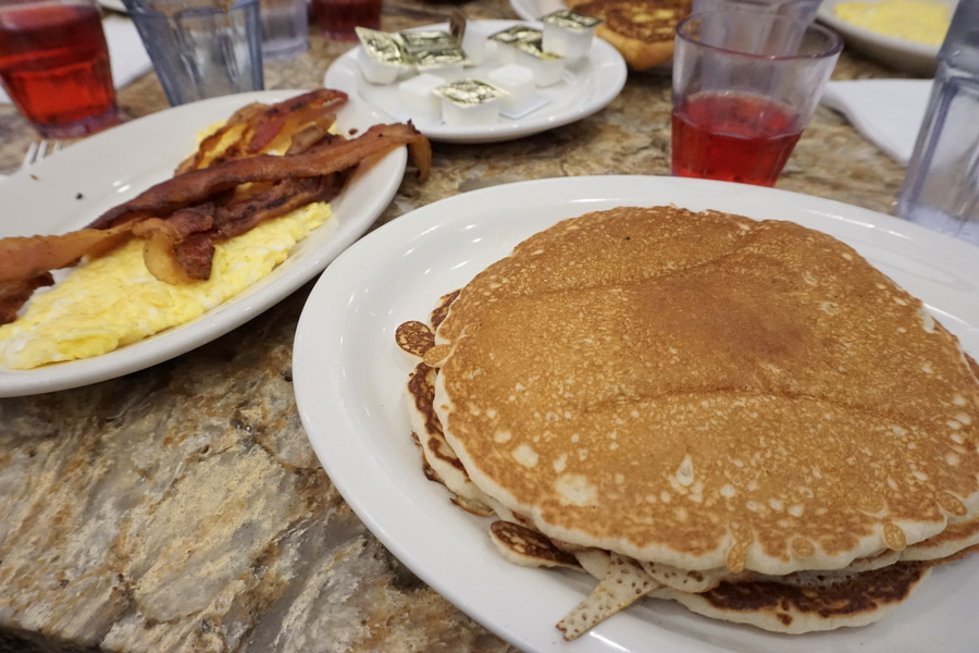 NYC Food Westway Diner Breakfast