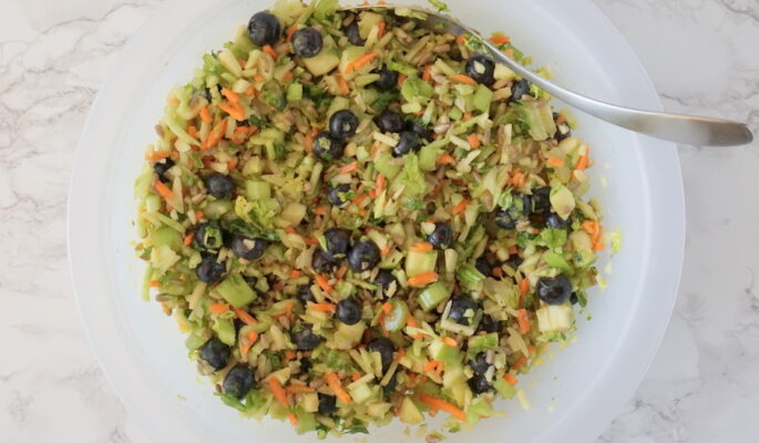 DeTox Chopped Salad