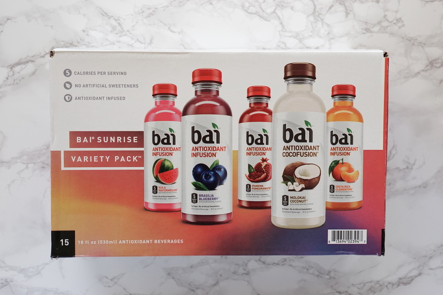 Costco Bai Antioxidant Beverage