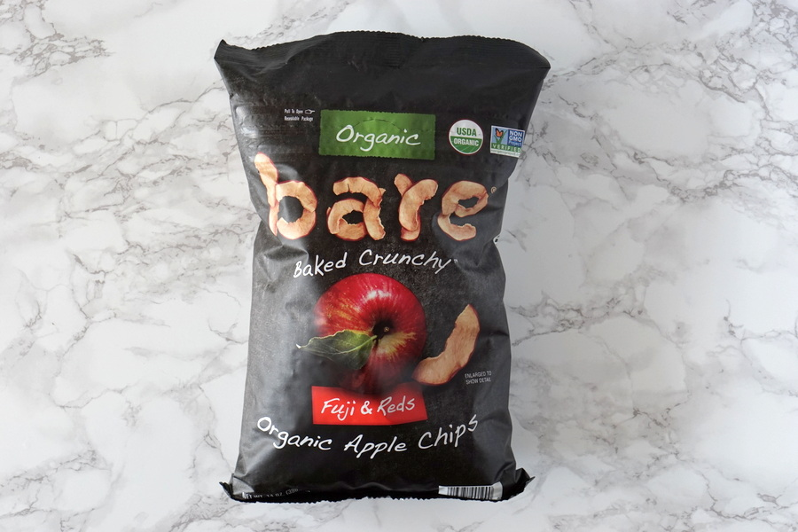 Costco Organic Bare Apple Chips