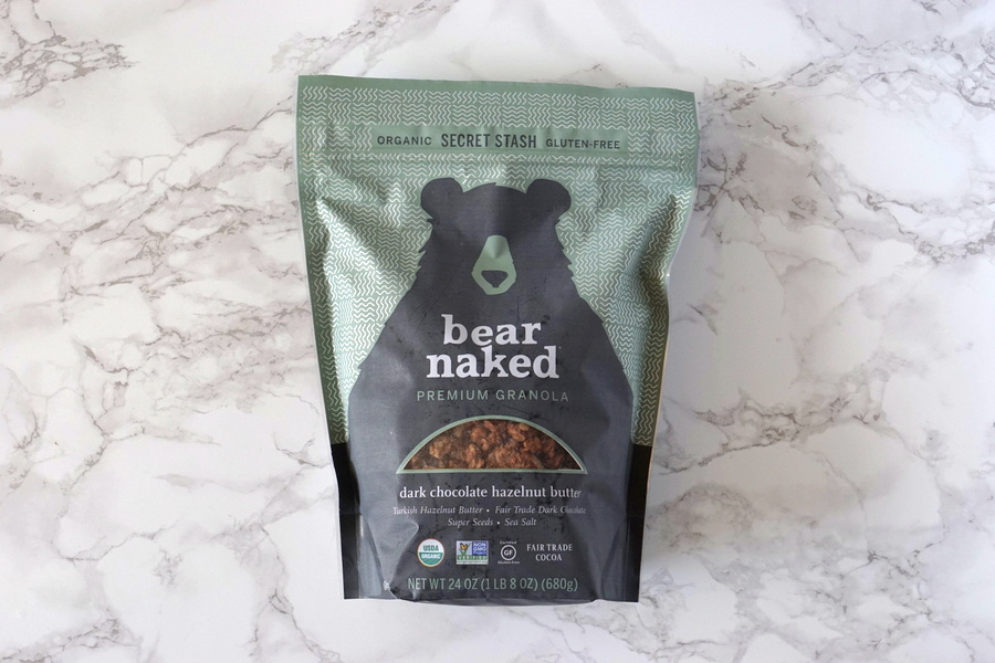 Costco Bear Naked Organic Granola