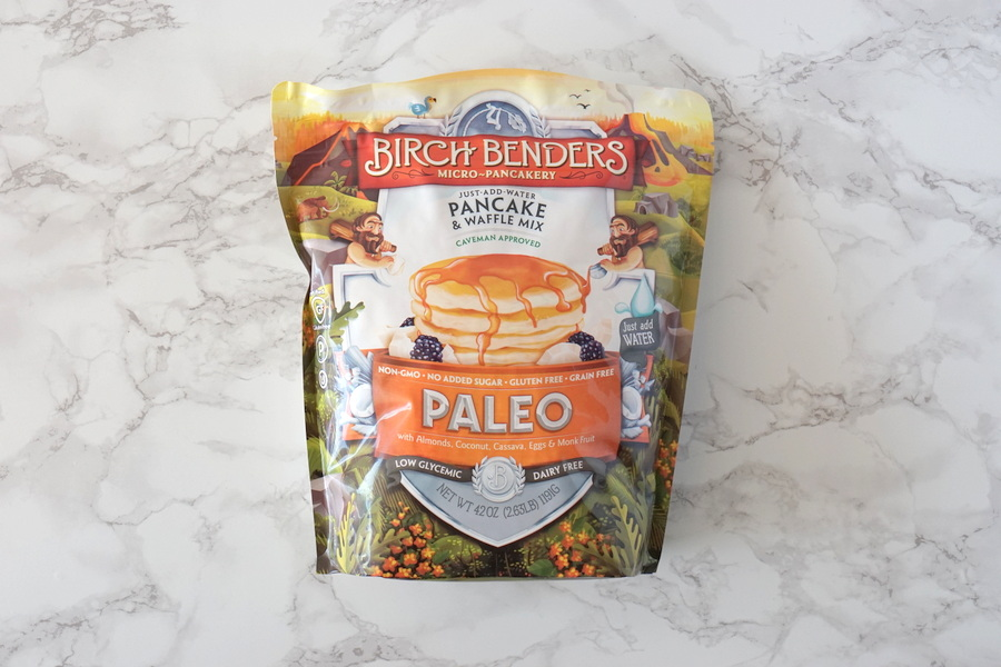 Costco Birch Benders Paleo Pancake Mix