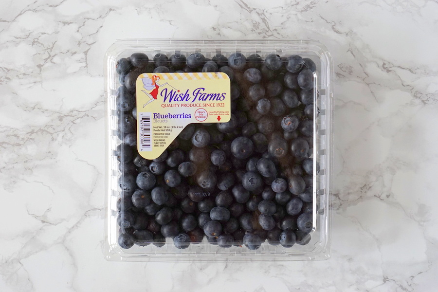 Costco Blueberries