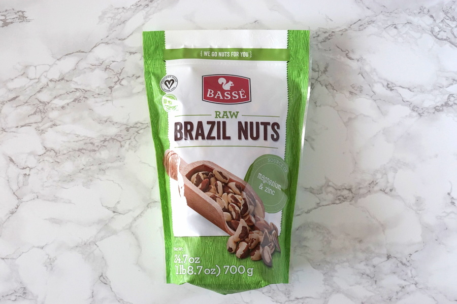 Costco Raw Brazil Nuts