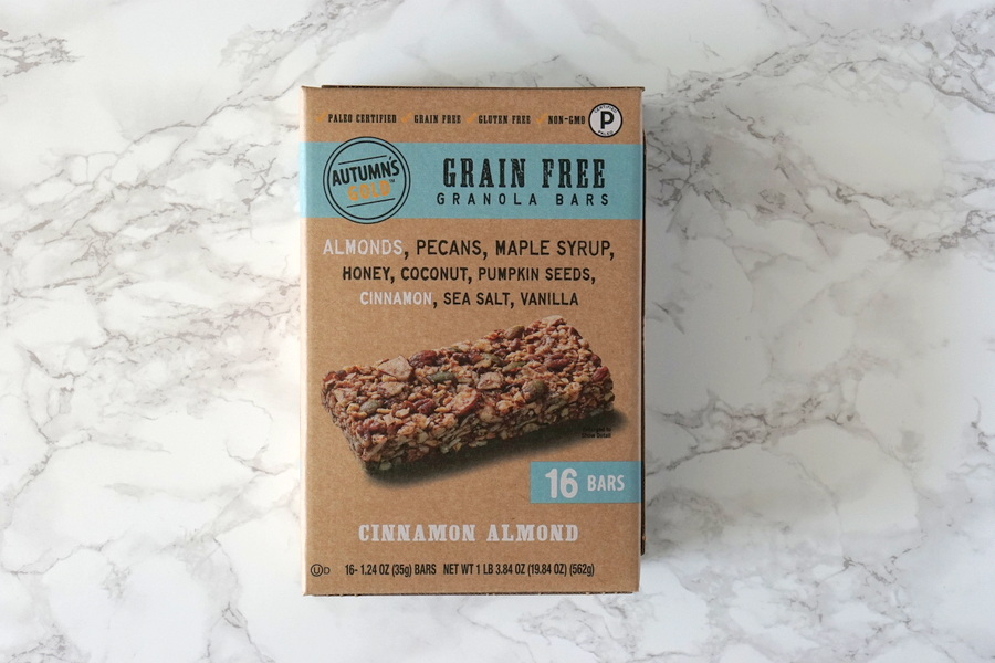 Costco Grain-Free Bars