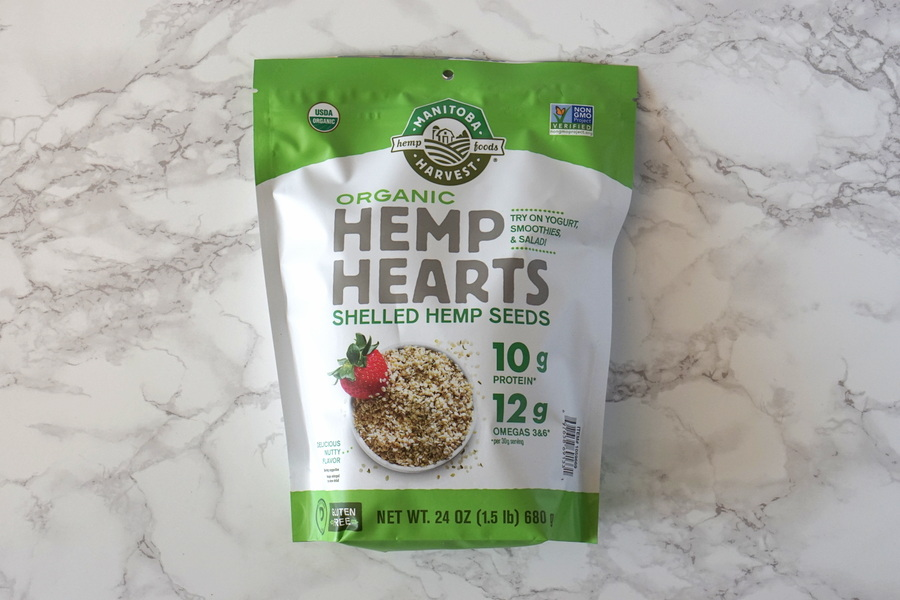 Costco Organic Hemp Hearts