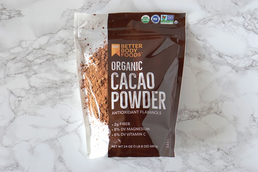 Costco Oragnic Cacao Powder