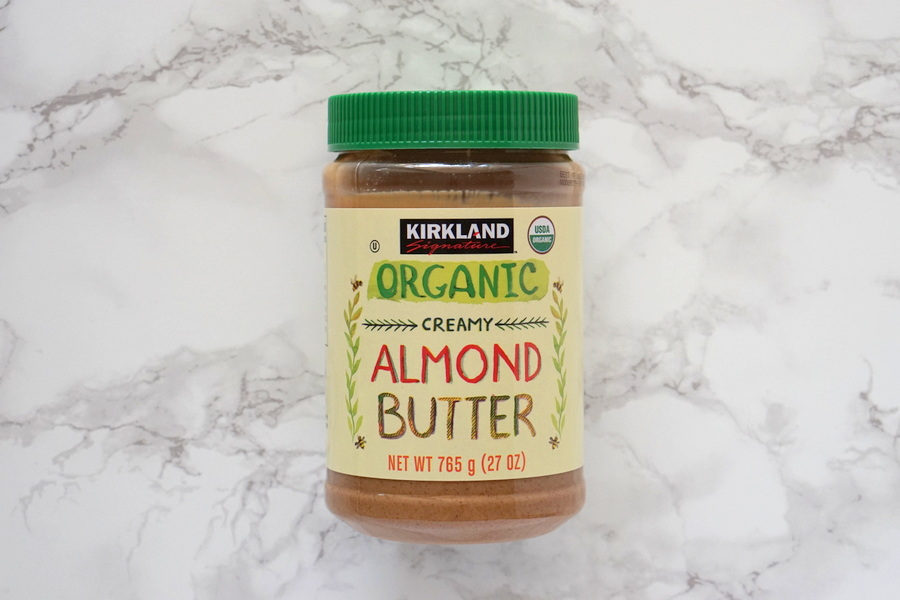 Costco Organic Almond Butter