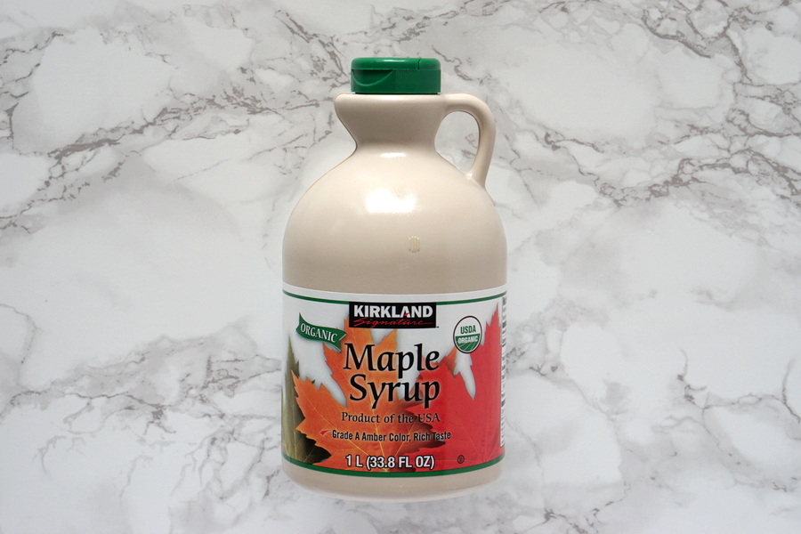 Costco Organic Maple Syrup