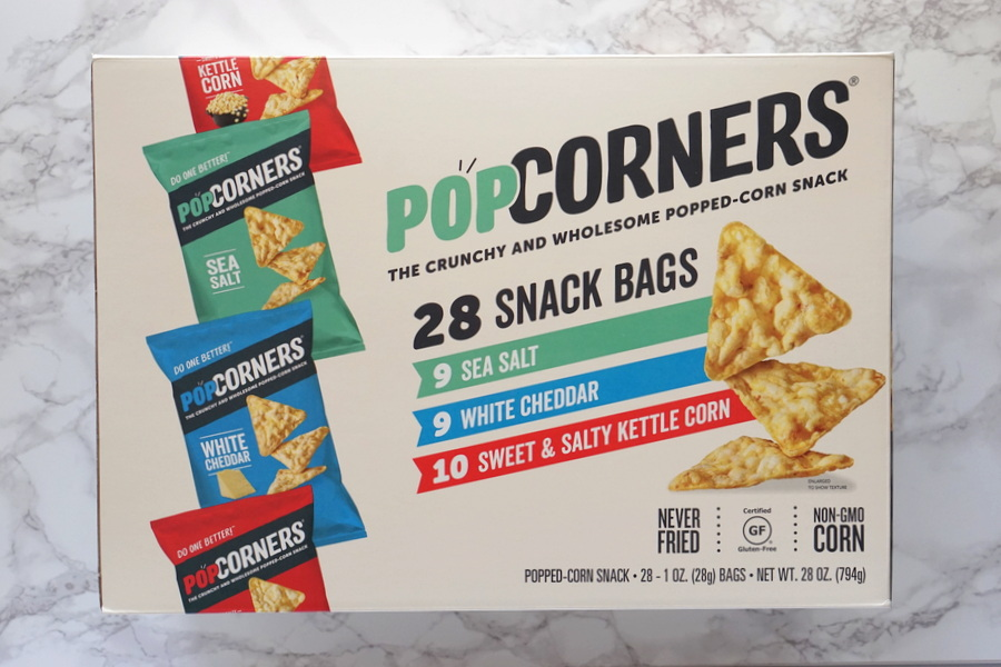 Costco Popcorners Snack Bags