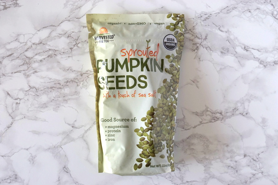 Costco Organic Pumpkin Seeds