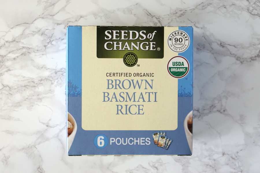 Costco Seeds of Change Organic Rice Pouches