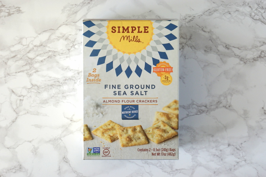 Costco Simple Mills Crackers
