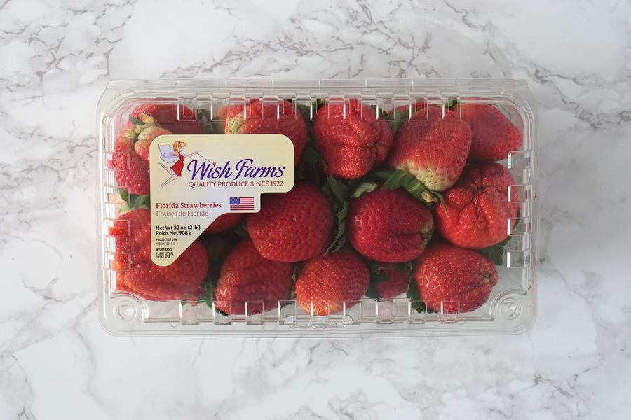 Costco Strawberries