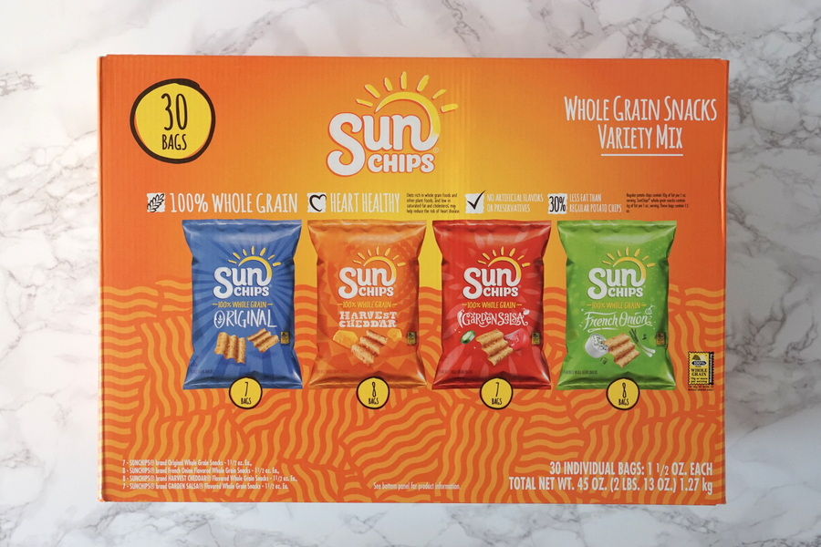Costco Sun Chips Snack Bags