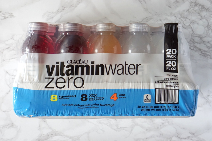 Costco Vitamin Water Zero