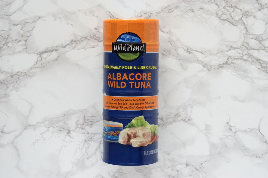 Costco Wild Planet Albacore Tuna