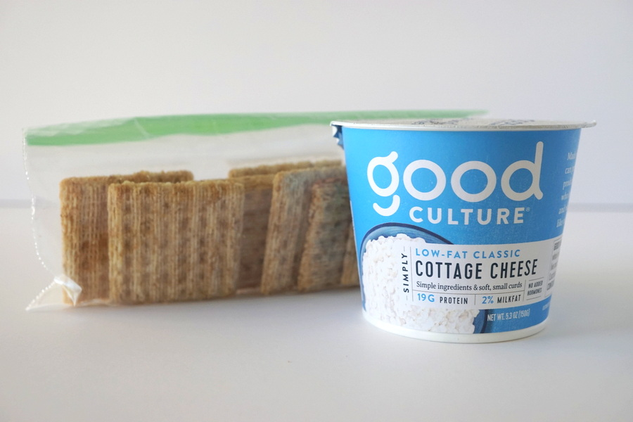 Wednesday Rotation Cottage Cheese To Go