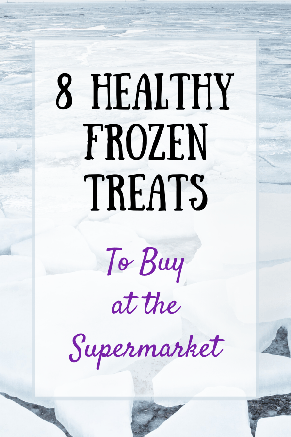 8 Healthy Frozen Treats To Buy At The Supermarket